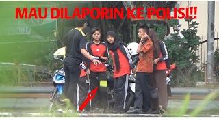 GANTI HP SAYA! MAU DILAPORIN POLISI | PRANK INDONESIA