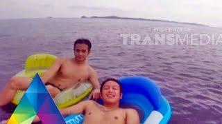 CELEBRITY ON VACATION 10 DESEMBER 2015 - Ajun Dan Dimas Anggara On Batam Part 3/3