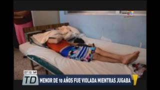 Menor de 10 años fue violada por desconocido en Jalapa