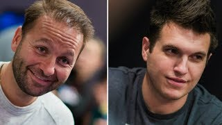 Doug Polk Says Negreanu Is Being A Little B****
