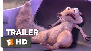 Ice Age: Collision Course Official Trailer #1 (2016) - Ray Romano, John Leguizamo Animated Movie HD