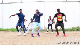 Gasmilla Ohiema Official Dance Video By YKD Men VS YKD KIDS