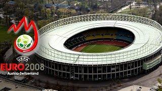 UEFA Euro 2008 Austria & Switzerland Stadiums