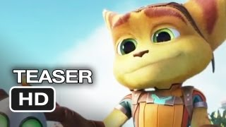 Ratchet & Clank Official Teaser #1 (2016) - Video Game Movie HD