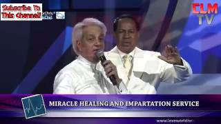 Pastor Chris Oyakhilome And Pastor Benny Hinn Imparting Pastors With Anointing To Perform Miracles