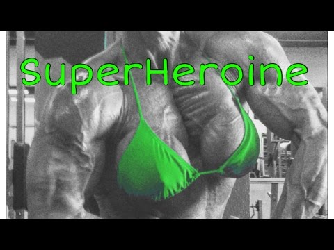Nicole Super Heroine