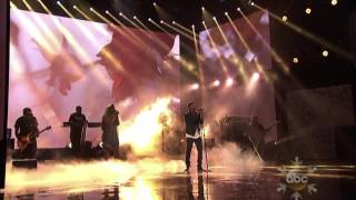 American Music Awards 2013 - Kendrick Lamar - Swimming Pools & Poetic Justice
