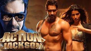 Action Jackson | Full Movie Review | Ajay Devgan, Sonakshi Sinha, Yami Gautam, Prabhu Deva