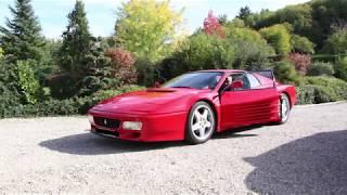 La balade française - Ferrari 512 TR