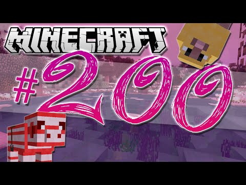 Minecraft EPISODE 200 CANDY CELEBRATION Diamond Dimensions Modded Survival 200