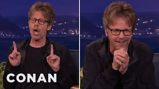 Dana Carvey Shows Off His Trump & Bernie Impressions  - CONAN on TBS