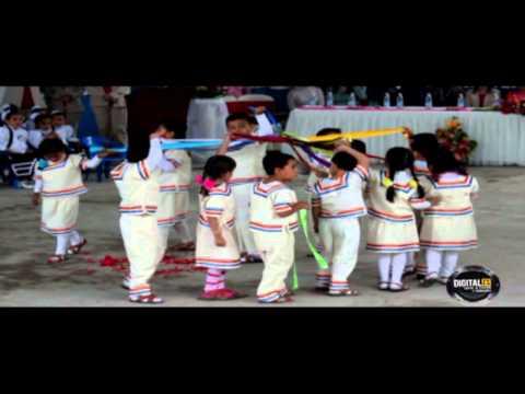 Danza Xochipitzahuatl Kinder Marco Antonio M. Tantoyuca Ver. 2014