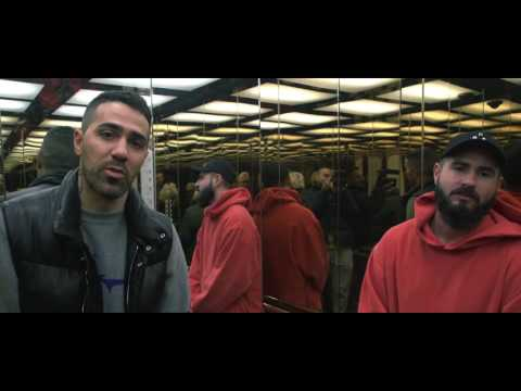 Bushido, Shindy & Ali Bumaye CLA$$IC-Tour 2016 Blog #15 Berlin