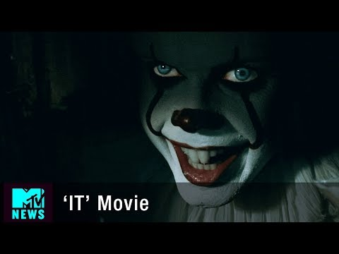 Xxx Mp4 How Bill Skarsgård Elevated Pennywise In IT MTV News 3gp Sex