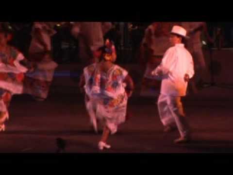 Noche de Campeche Parte 2 Festival Internacional Cervantino 2008 Guanajuato