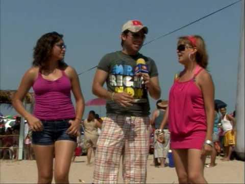 semana santa playa tuxpan veracruz. Erwin Hernandez.