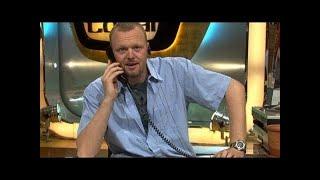 Okay-ich-bin-11-Thomas beschimpft Alida (2002) - TV total Classics