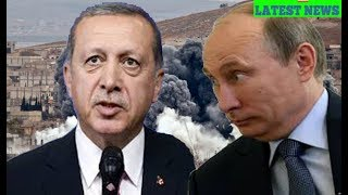 Turkey urges Russia and Iran to stop Syria offensive on Idlib