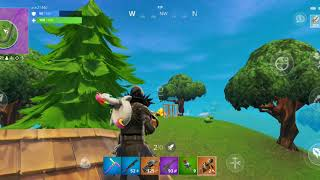 👉1st win on fortnite android👈