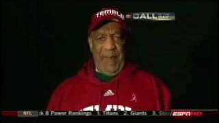 BILL COSBY LOSES HIS MIND ON ESPN!!