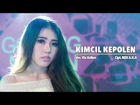 Via Vallen - Kimcil Kepolen (Official Music Video)