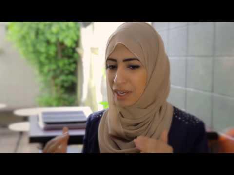 Study Perth International Student Stories: Samira from Oman (Arabic)