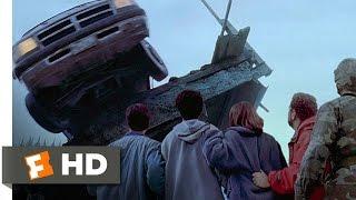 Dante's Peak (8/10) Movie CLIP - The Bridge is Destroyed (1997) HD