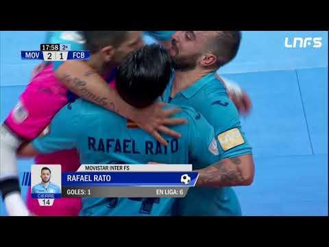 Movistar Inter FC Barcelona Lassa Jornada 14