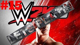 Let´s Platin - WWE2K15 [PS4] - Folge 15 - Gib auf du Sau!  [HD] [Deutsch]