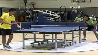 الاتحاد - الاهلي ll بطولة تنس الطاولة ll الشوط الثالث والاخير
