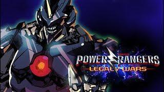 [LIVE] Power Rangers Legacy Wars - Dark Harbinger Challenge VS OP Ranked Players