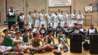 Presentación Basket Hoyo de Manzanares 2016-2017