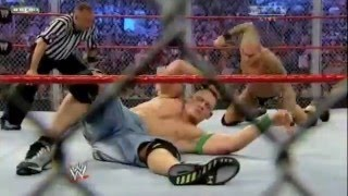WWE Hell In A Cell 2009 Highlights