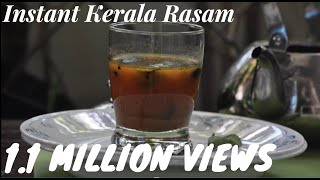 രസം പൌഡർ ഇല്ലാത്ത  കേരള രസം |Kerala Instant Rasam without Rasam Powder||Eps: no11