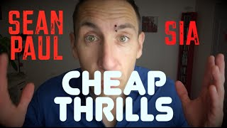 Sia & Sean Paul - Cheap thrills (traduction en francais) COVER