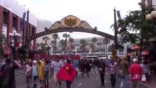 The Street Hypnosis Experience - San Diego ComicCon 2013
