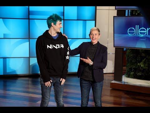 Xxx Mp4 Extended Cut Ellen And Tyler Ninja Blevins Play Fortnite 3gp Sex