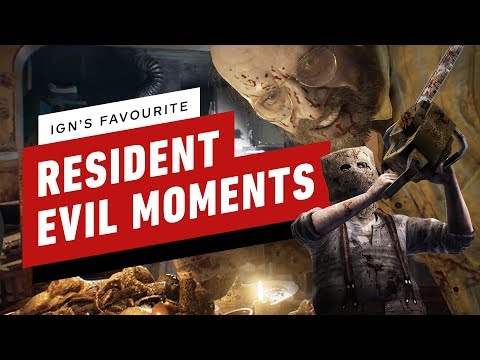 IGN s Favourite Resident Evil Moments