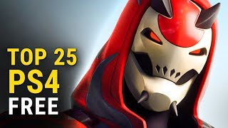 Top 25 FREE PS4 Games of All Time   whatoplay