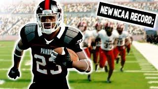 *NEW* NCAA Record in Season Finale | NCAA 14 Team Builder Dynasty Ep. 9