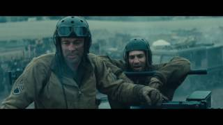 Fury - deleted scene (Giving a Hand).