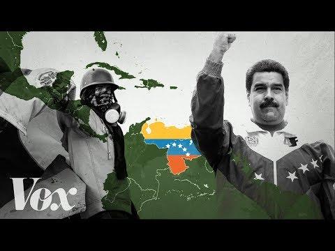 Xxx Mp4 The Collapse Of Venezuela Explained 3gp Sex