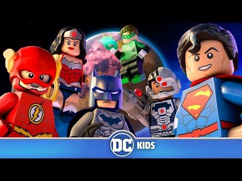 Xxx Mp4 LEGO DC Comics Super Heroes Justice League Cosmic Clash First 10 Minutes DC Kids 3gp Sex