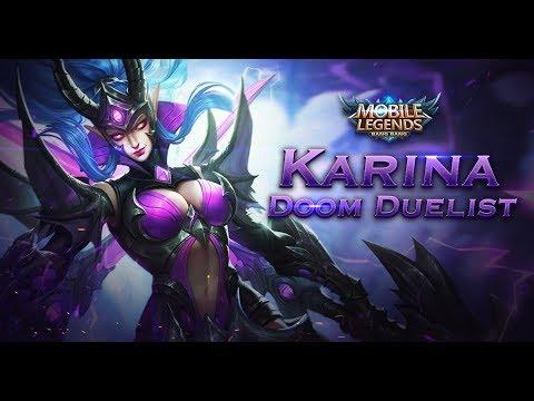 Xxx Mp4 Mobile Legends Bang Bang Karina New Skin Doom Duelist 3gp Sex