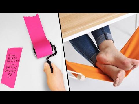 6 geniale Erfindungen für's Büro, die jeder haben sollte!