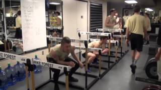 Wake Forest Men's Soccer - Spring Strength & Conditioning