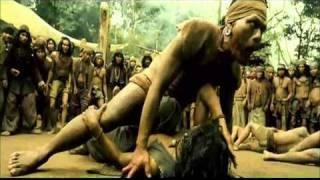 Ong Bak 2 - Tien vs Slave Traders [Fight Scene HD 720p]