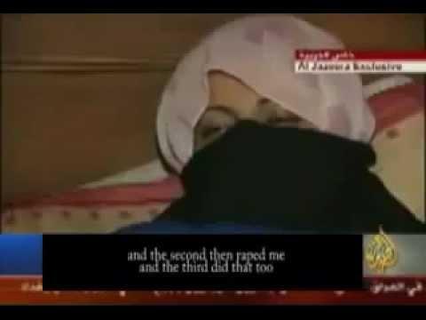 Iraqi Muslim Woman Raped By U.S. Soldiers.