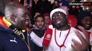 "Mourinho Sacked, Arsenal Win, ""IT IS WELL"" says Kalechi   Arsenal 2 Man City 1"