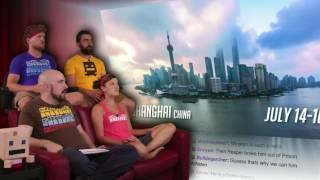 Doomfist Origin Story - Overwatch! | Show and Trailer: July 2017!